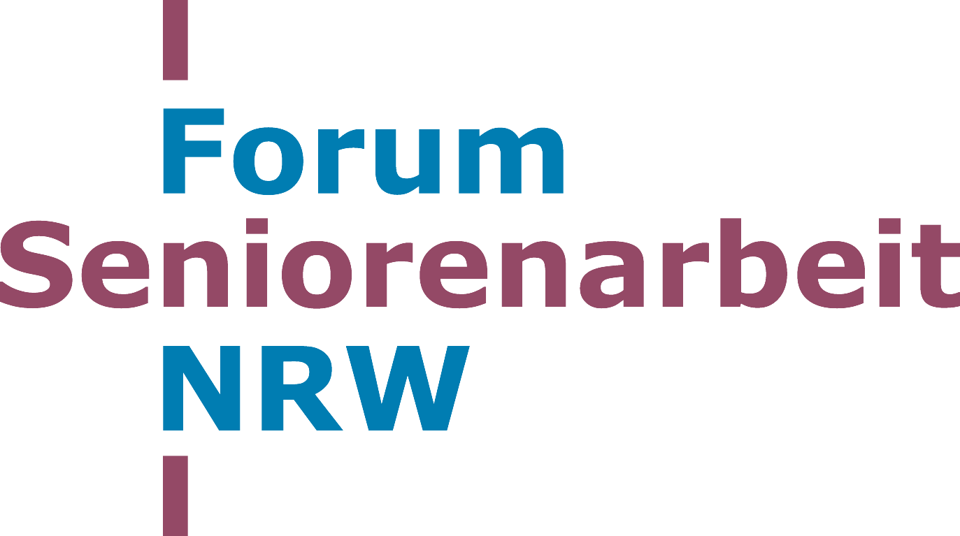 Logo des Forum Seniorenarbeit NRW