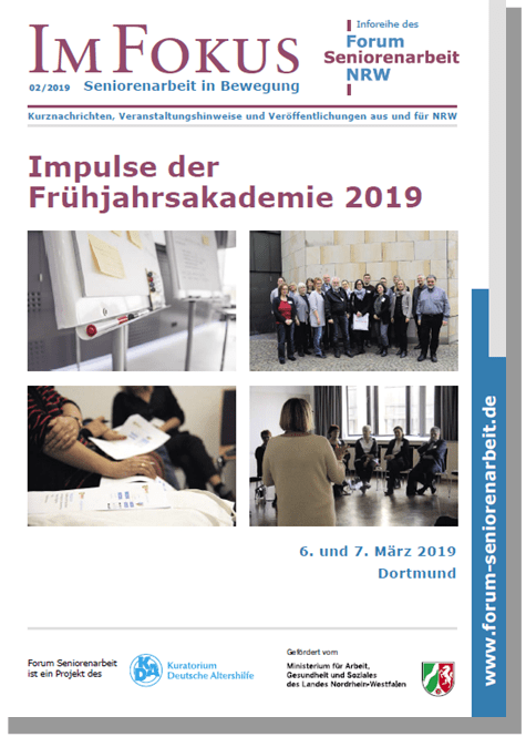 Cover Ausgabe 2/2019
