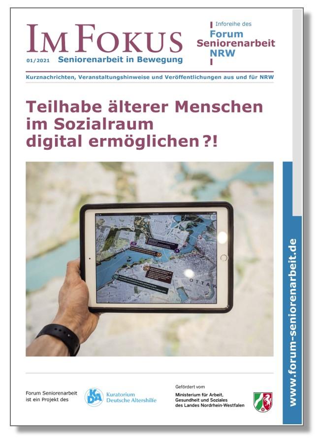 Cover der Ausgabe 1/2021